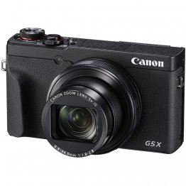 Canon PowerShot G5X Mark II Black