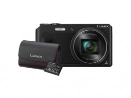 Panasonic DMC-TZ57 Pack Zwart