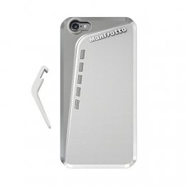 Manfrotto Klyp + White Case iPhone 6